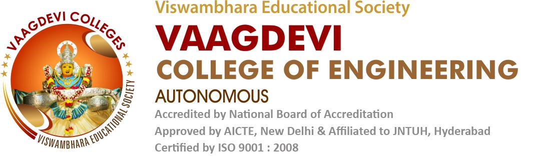 Vaagdevi College of Engineering